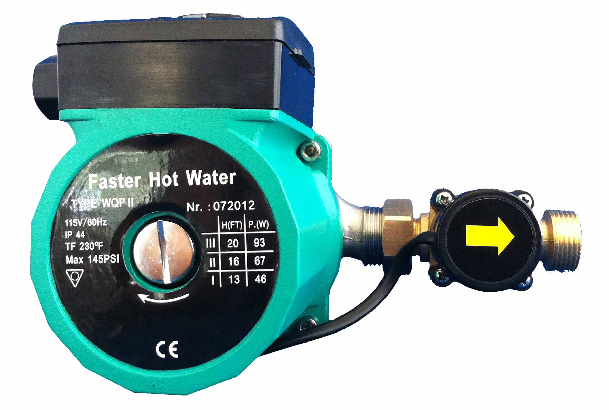 Circulator Getting Hot : Tankless circulation pump installation instructions