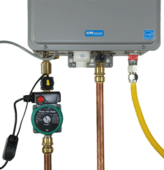 Tankless Water Heater Recirculating